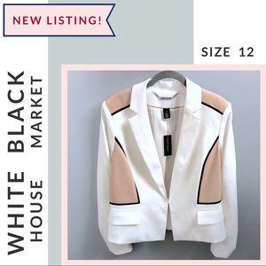 🌟NWT🌟 White House Black Market Blazer (size 12)